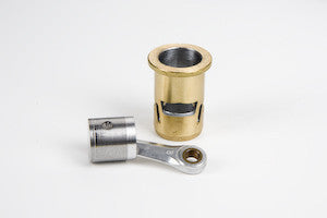 Novarossi Rex .15 3 Port Piston Sleeve Assembly