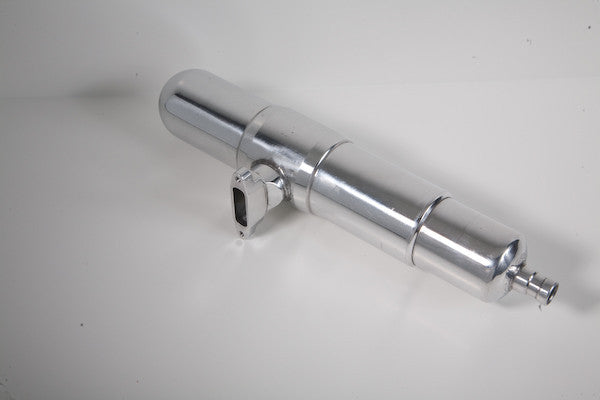 50493P Polished Exhaust System\
