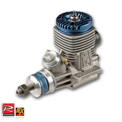 Novarossi Rex FX15TCVSE Contest Speed Aircraft Engine