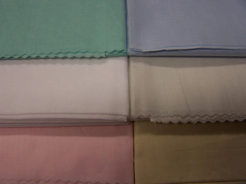 Swiss 100% Cottons:   Bearissima Swiss Batiste - 54""
