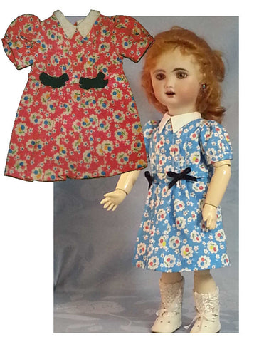 Presentation 1946 Dress & Bloomers