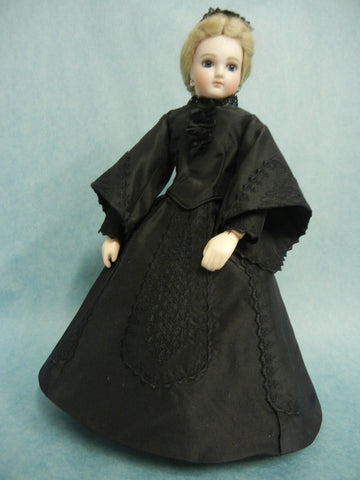 Marcelle's Mourning Dress