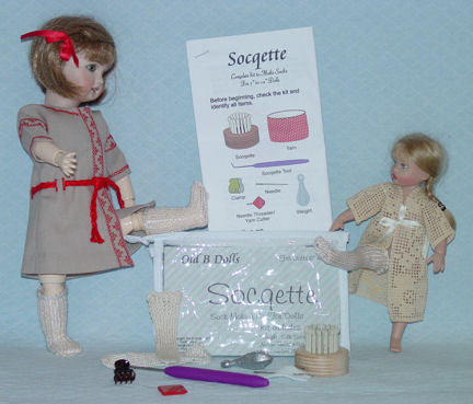 Socqette Sock Makers