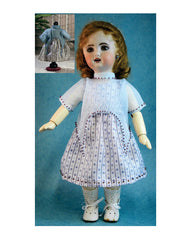 Stella's Beaded Dress & Kimono - Old B Doll Clothing Company