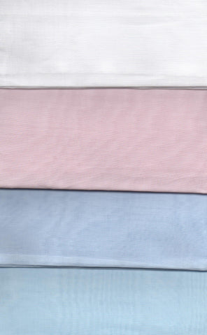 Swiss 100% Cottons: Swiss Organdy - 42""