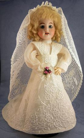 Bleuette's Wedding Dress