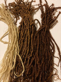 Gypsy Locs Lisa Bonet  Inspired Ready To Install Goddess Locs