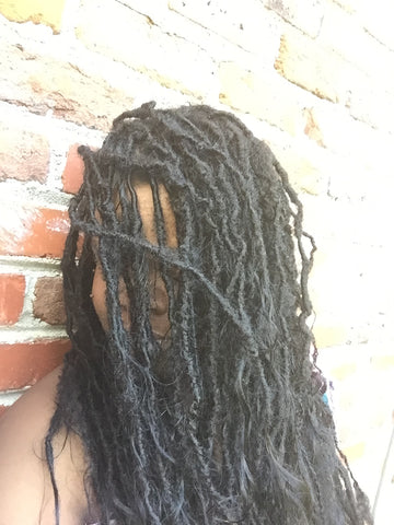 Gypsy Locs Lisa Bonet  Inspired Ready To Install