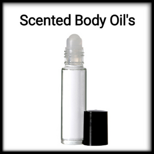 Scented Body Oils