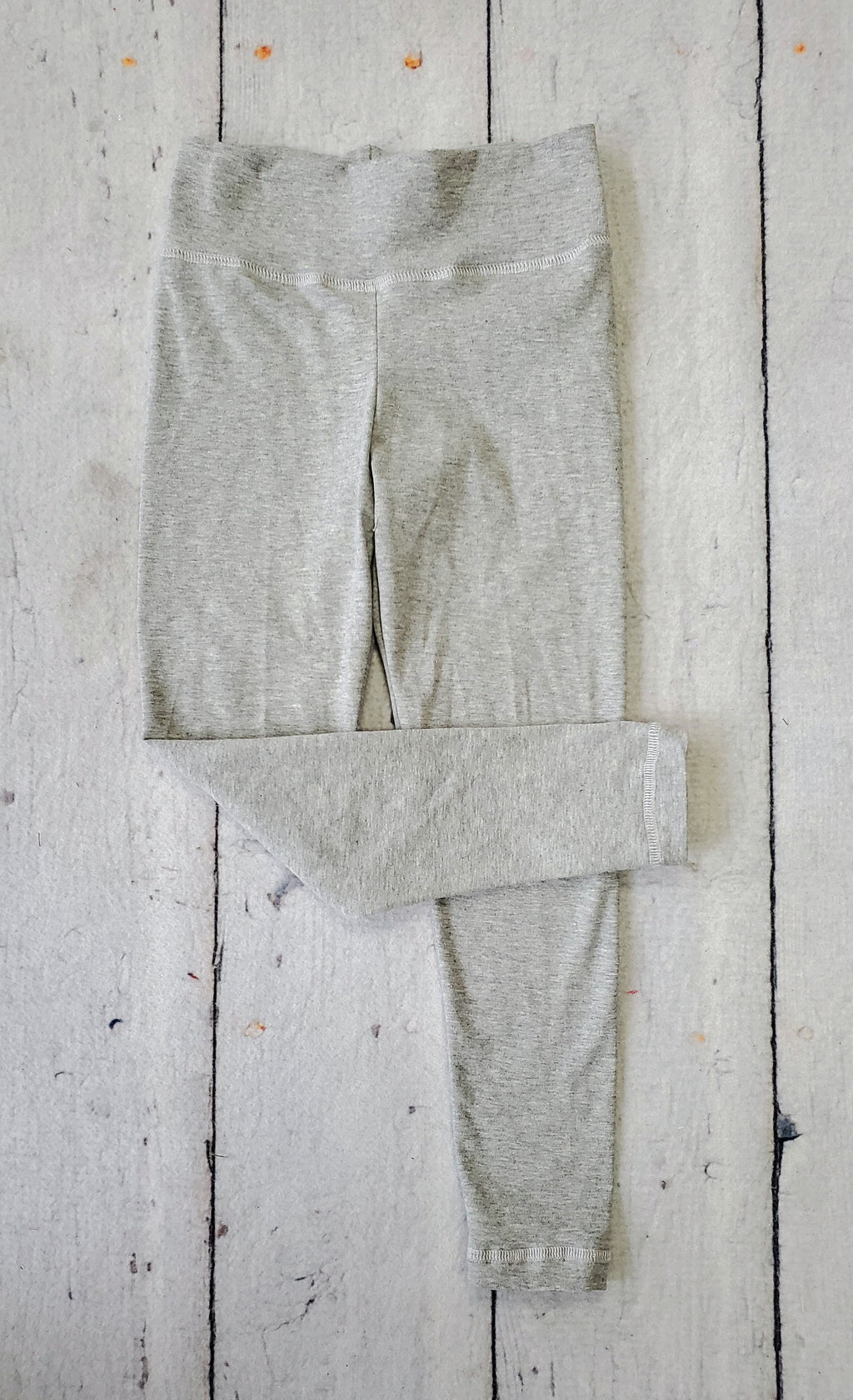Classic Heathered Grey Leggings