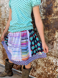 "'Teacher's Pet"" Lulu Skirt"