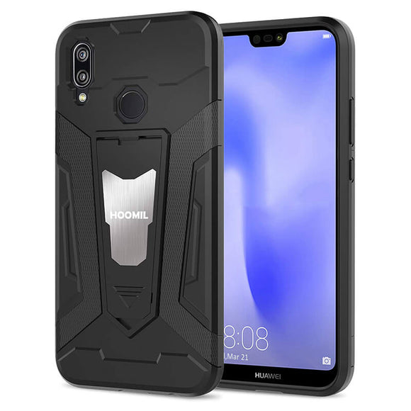 Huawei P20 Lite Hybrid Dual Layer Shockproof Hard Cover