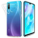 Huawei P30 Lite Case Soft TPU Crystal Slim Protective Clear Case