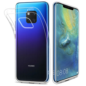 Huawei Mate 20 Pro Case Soft TPU Crystal Slim Protective Clear Case