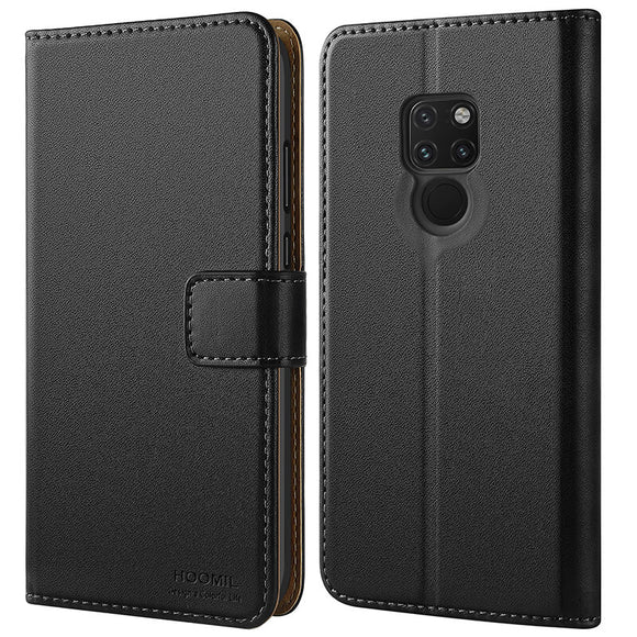 Huawei Mate 20 Case Cover Premium Leather Flip Wallet Phone Case Cover