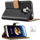 Huawei Mate 9 Case Cover Premium Leather Flip Wallet Phone Case Cover