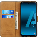 Samsung Galaxy A40 Case - Wallet Function