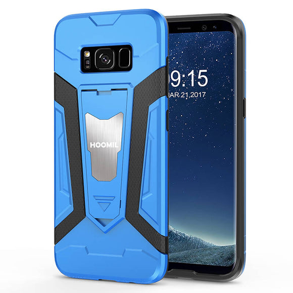 Samsung Galaxy S8 Hybrid Dual Layer Shockproof Hard Cover