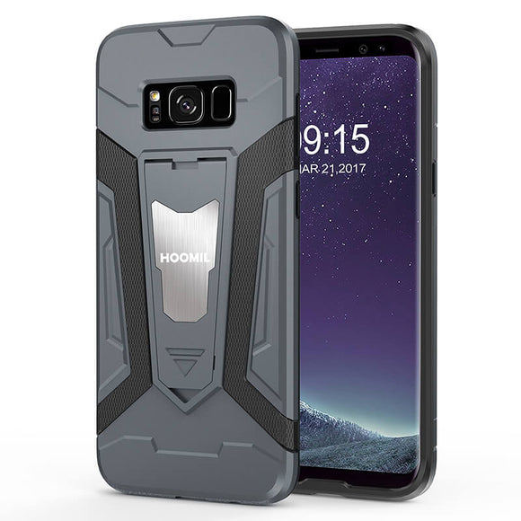 Samsung Galaxy S8 Plus Hybrid Dual Layer Shockproof Hard Cover