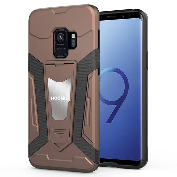 Samsung Galaxy S9 Hybrid Dual Layer Shockproof Hard Cover