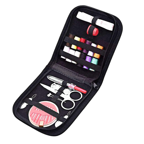 Sewing Kit - HOOMIL Mini Sew Supplies Set Accessories