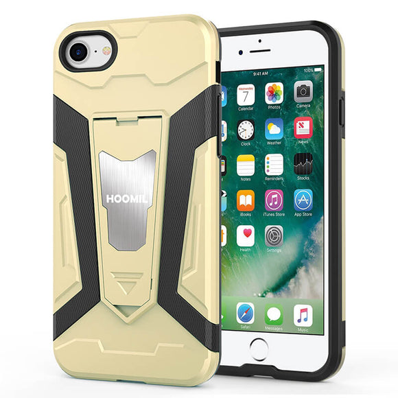 iPhone 7 / 8 Hybrid Dual Layer Shockproof Hard Cover