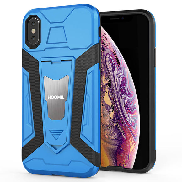 iPhone X / XS Hybrid Dual Layer Shockproof Hard Cover