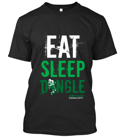 Eat Sleep Dangle T-Shirt