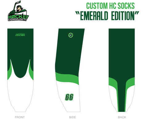 HC Socks | Emerald Edition