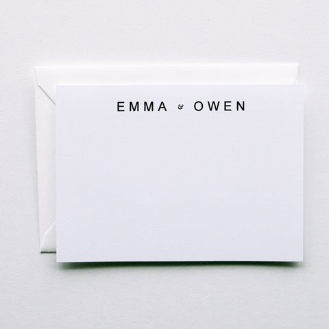 Emma - Personalized Stationery Set
