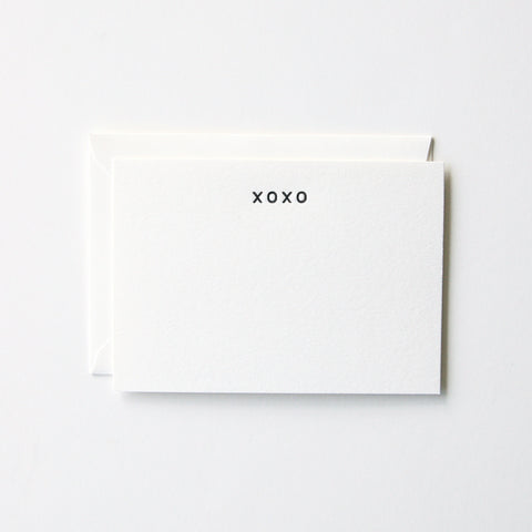 XOXO Stationery Set