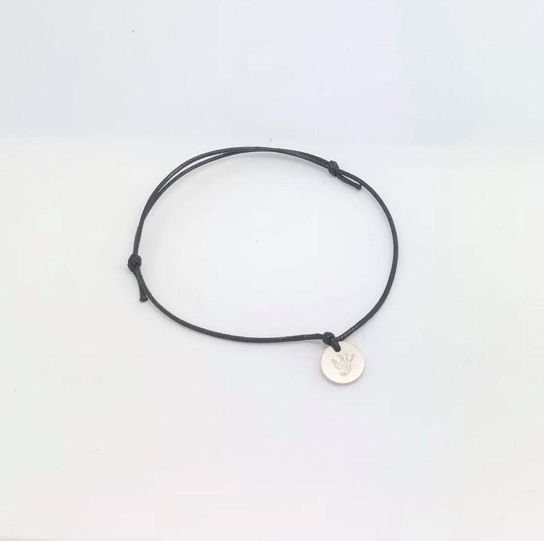 Limited Edition Cord Bracelet (50% goes to Australia's bush fire disaster)