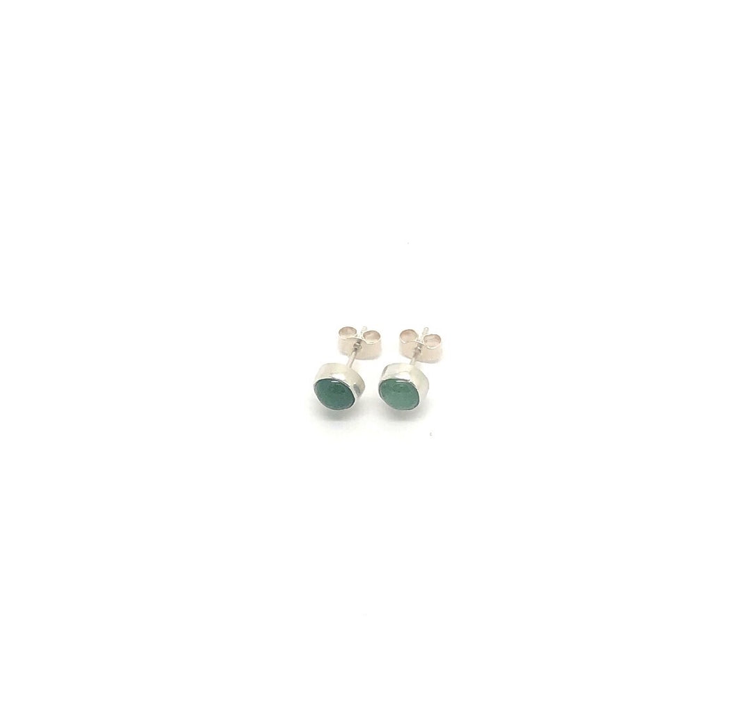 Green Adventurine Earrings