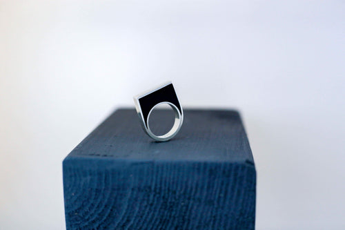 Derelict Ring DC.03 Black