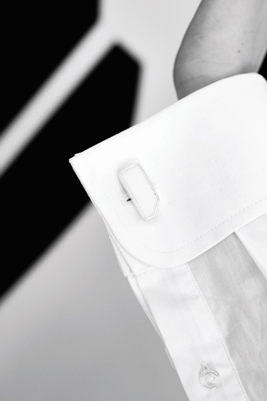Derelict Rectangle Cufflinks