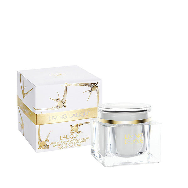Living Lalique Body Cream