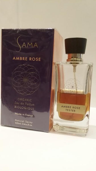 Sama Ambre Rose Sample