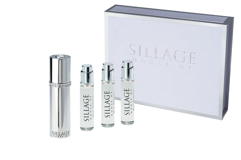 Blanche Absolue Travel Set-Cherry Garden