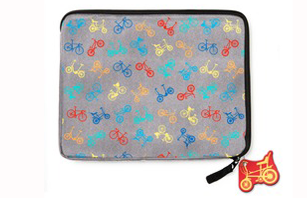 Bicycle Tablet Case
