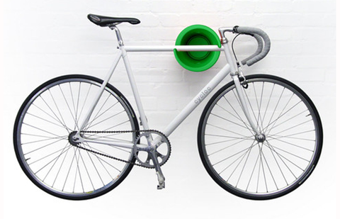 Cycloc - Store your bike with style