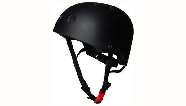 Kiddimoto_Kids_Helmet_Matt_Black