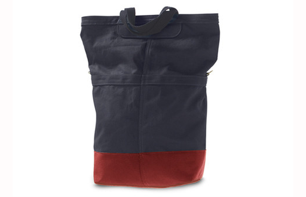 Linus Sac Navy & Red