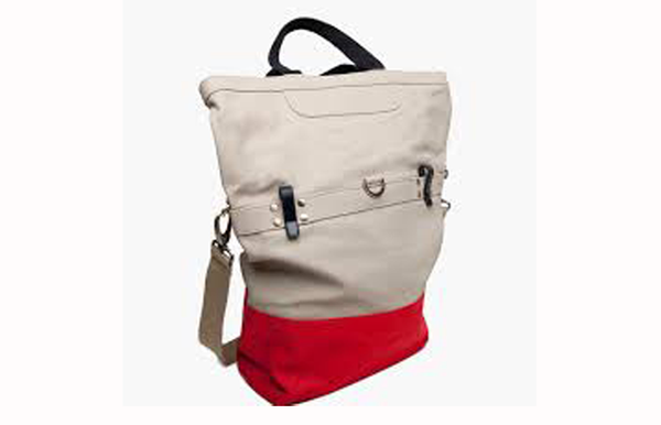 Linus Sac Sand/Red