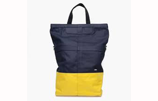Linus Sac Navy/Yellow
