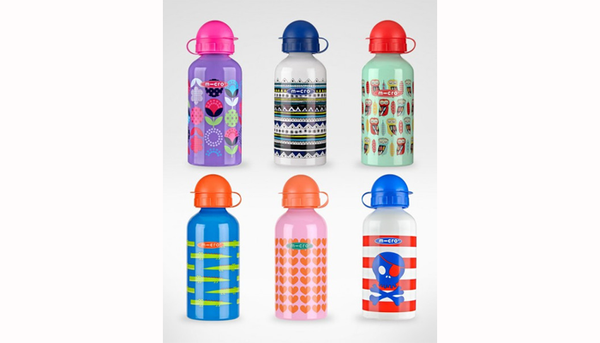 Micro Water Bottle Collection