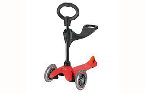 Micro Scooter with O Bar and Seat