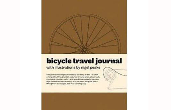 Nigel Peake Travel Journal