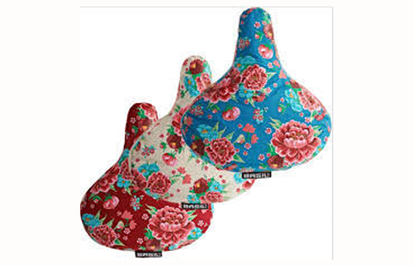 Basil Bloom saddle covers