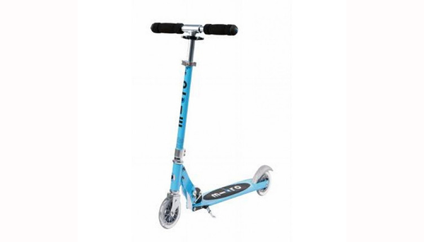 Micro Sprite Scooter blue turquoise