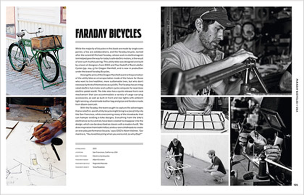 The Bicycle Artisans inside